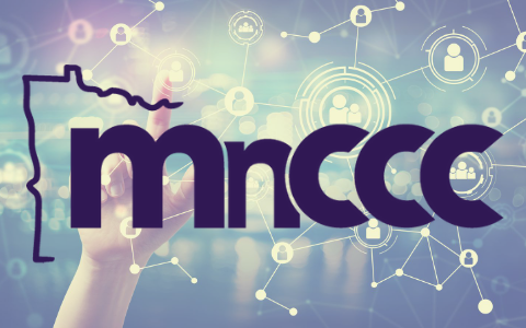 MnCCC logo on top of connection graphic