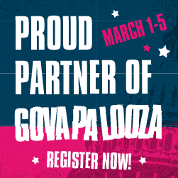 Proud Partner of Govapalooza Image